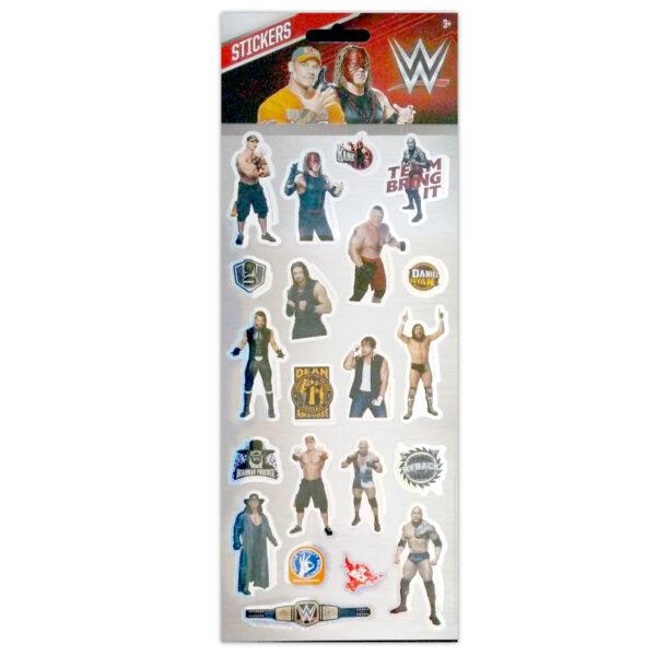 1001 Sticker WWE Tile