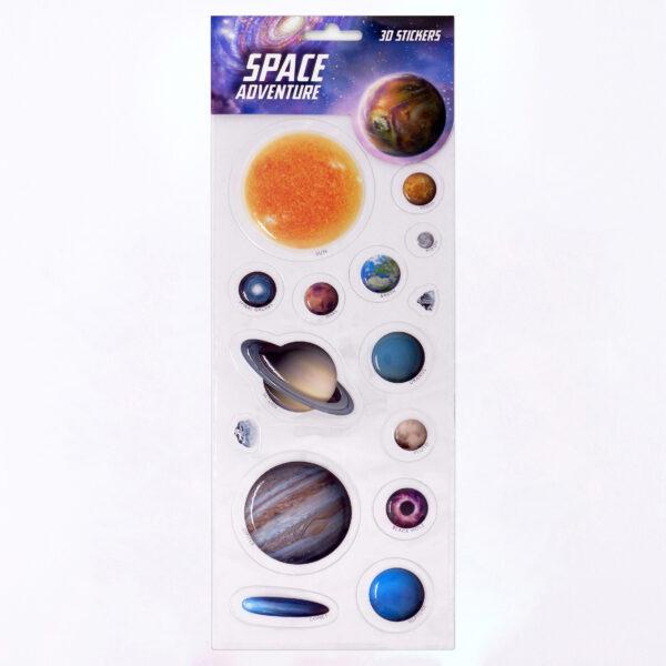 1519 3D Space Adventure