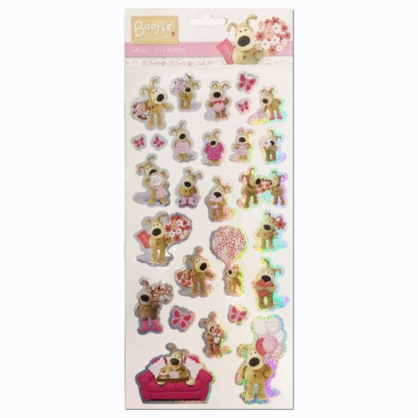 2001 Large Sticker Boofle Mother's Day Tile