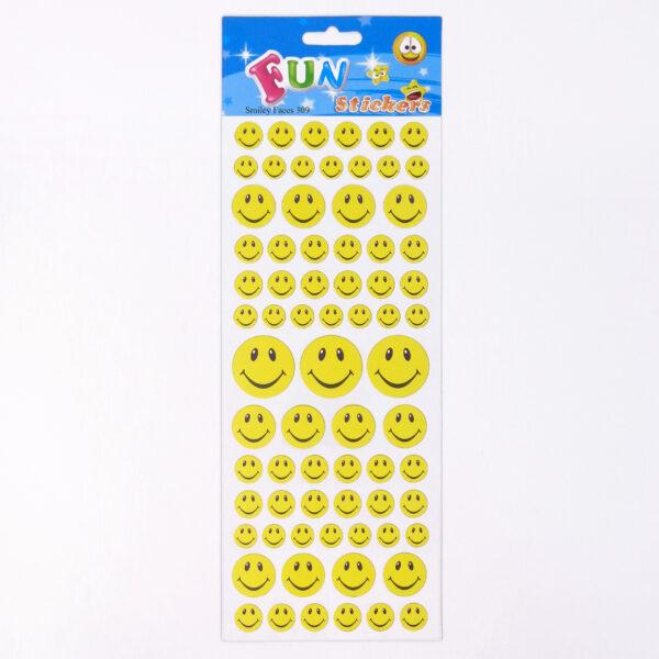 309 Smiley Faces