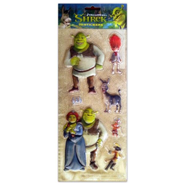 4001 3D Sticker Shrek Tile