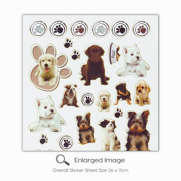 413 Puppies & Paws Tile_2