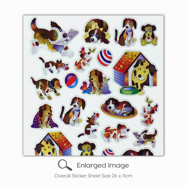 732 Puppies & Kittens Tile_2