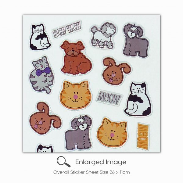 915 Cats & Dogs Tile_2