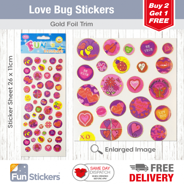CODE 108 – Love Bug Tile