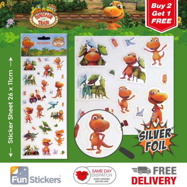 Dinosaur Train Sticker 1001
