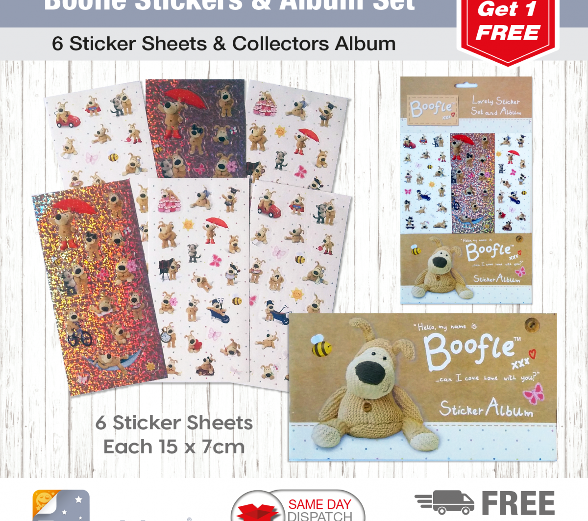 Licensed S&A Tile Boofle-1