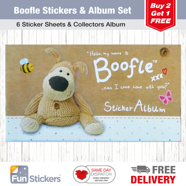 Licensed S&A Tile Boofle-3