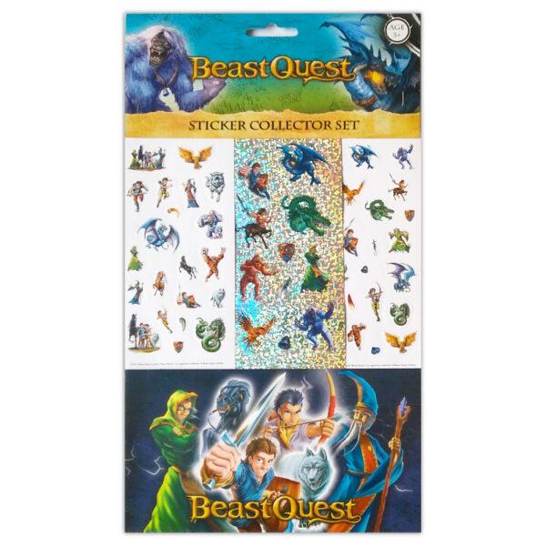 S&A Beast Quest Tile
