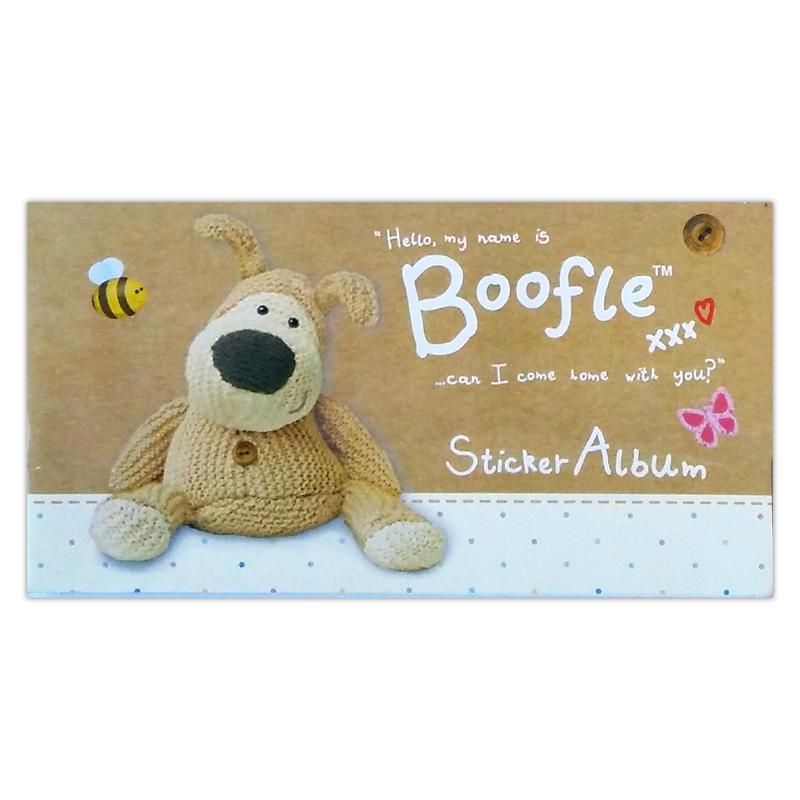 S&A Book Boofle Tile