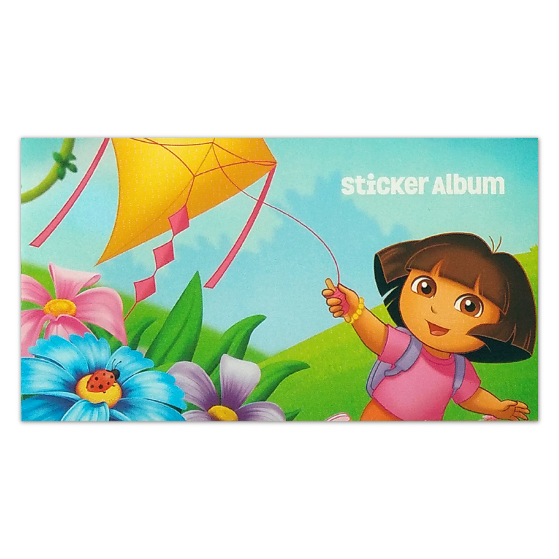 S&A Book Dora Tile