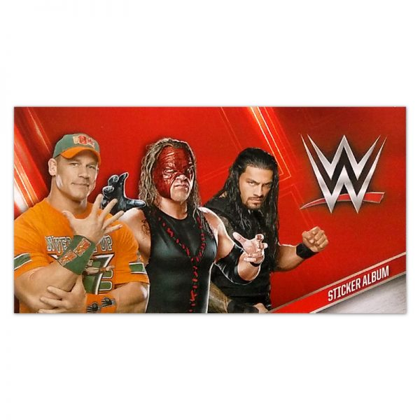 S&A Book WWE Tile