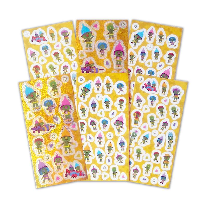 S&A Sheet Fan Doozers Tile