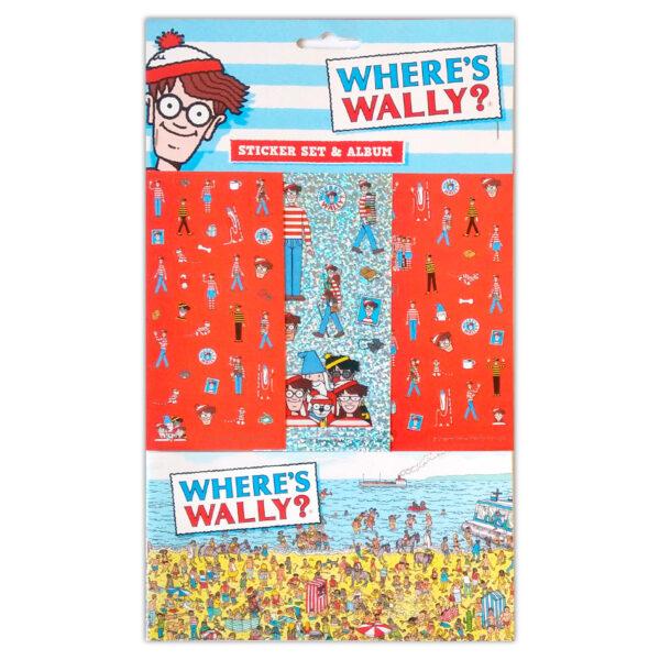 S&A Where's Wally Tile