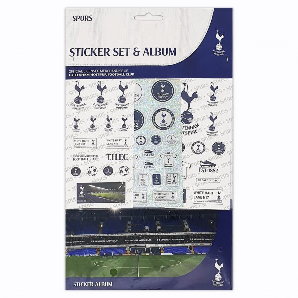 Spurs Sticker & Album_Tile 1