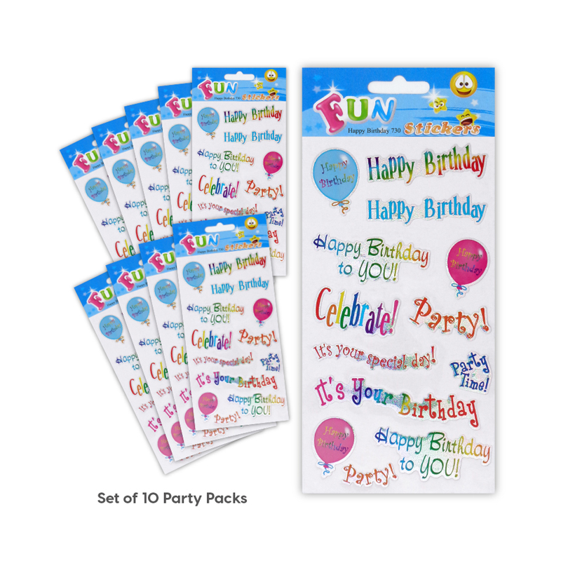SML 730 Happy Birthday Set of 10 Tile_3