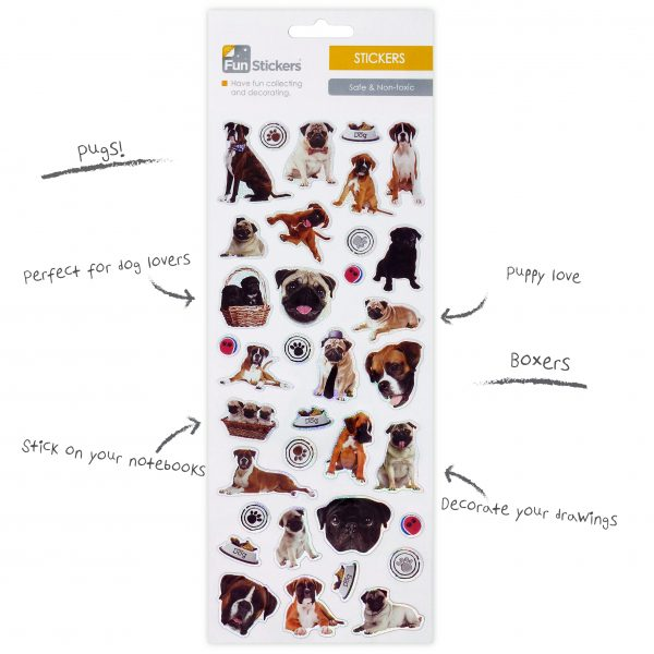 1707 Pugs and Boxers Tile_5