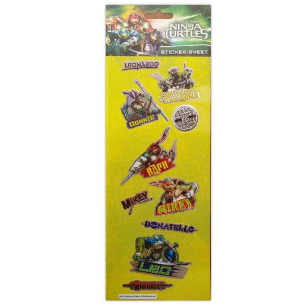 1001 Sticker TMNT Tile