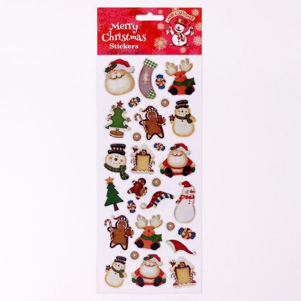 635 Xmas Candy Craft