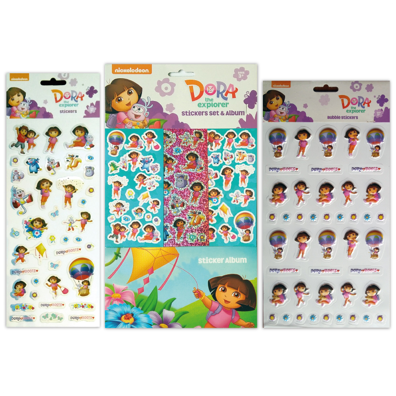 Mega Value Set Dora Tile