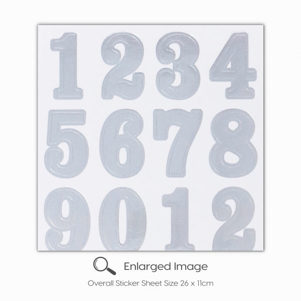 1809 Silver Numbers Tile_2