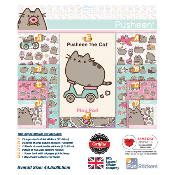 Pusheen_tile