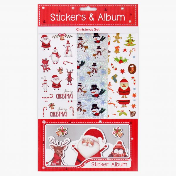 Christmas Sticker & Album 1008 Tile_2