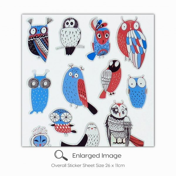1915 Wise Owls Tile_2